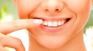 Массаж зубов