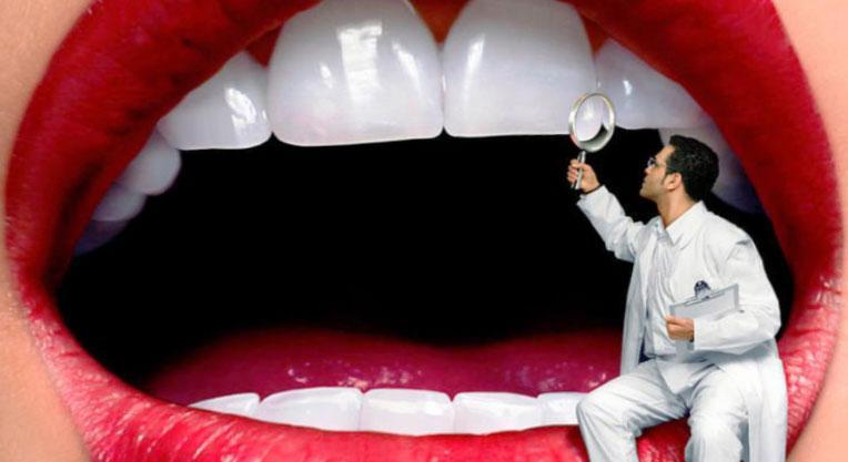 Диагностика стираемости зубов
