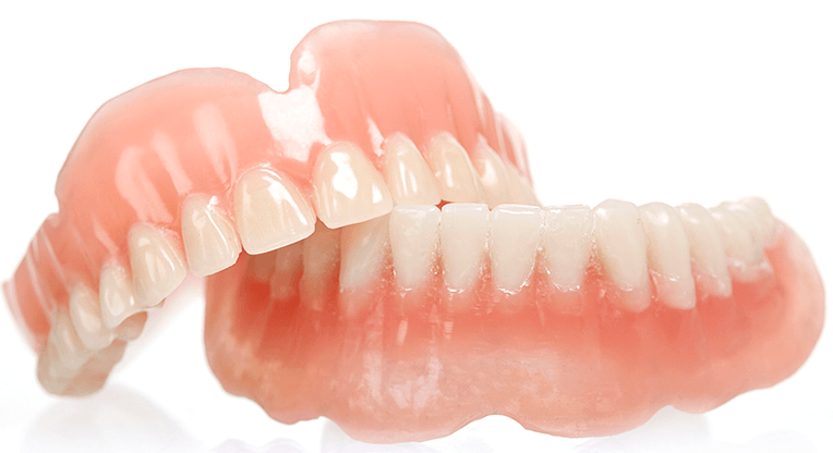 зубные протезы съемные