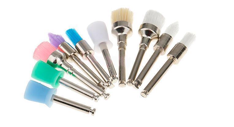 Щетки для полировки зубов