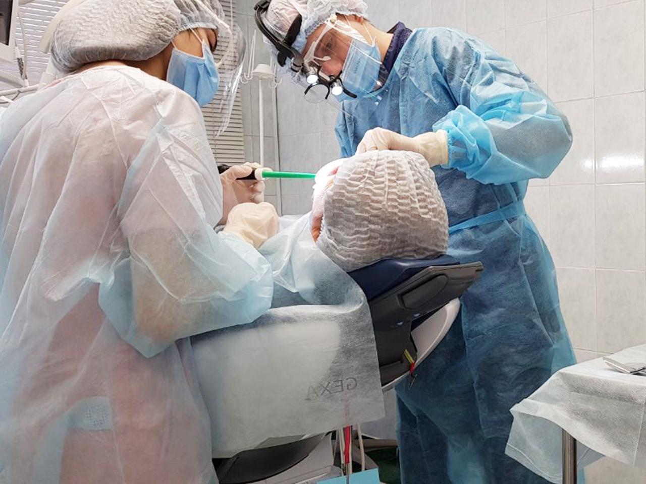 Имплантация - Зарудний Вячеслав Александрович
