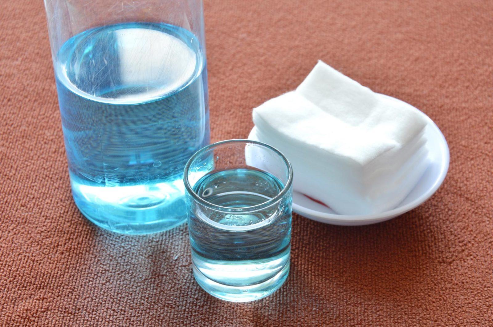 Перекись водорода в отбеливании зубов