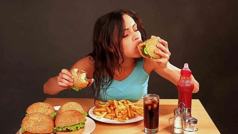 Злоупотребление едой