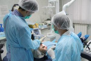 Диагностика при онемении после имплантации зубов