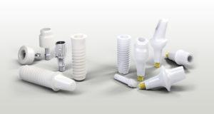 Импланты разных стоймостных категорий