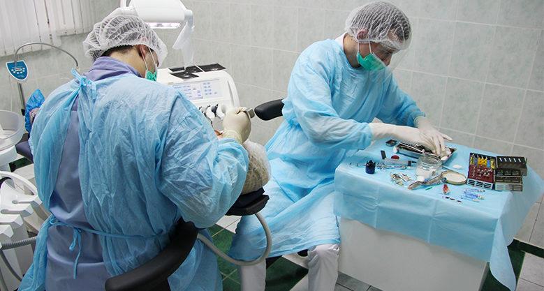 Имплантация All on 4 Зарудний В.А
