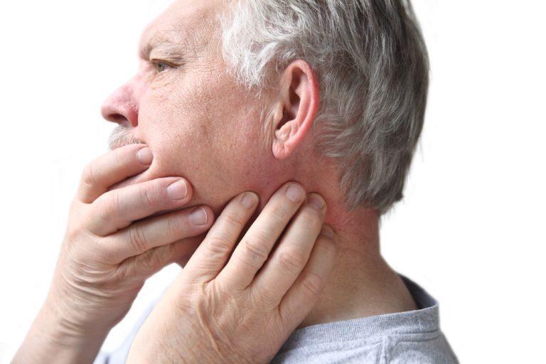 Боль в нижней челюсти