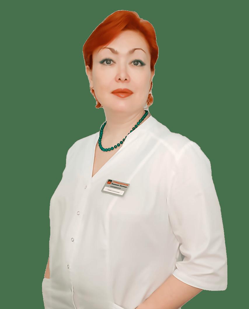 Финансовый консультант стоматологии Анна