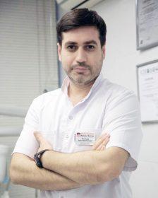 Гамзат Магомедов, ортопед, микропротезирование на имплантах
