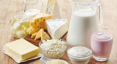 Молочные продукты