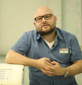 Имплантолог Соболь Алексей