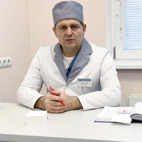 Абдусаламов Магомед Расулович