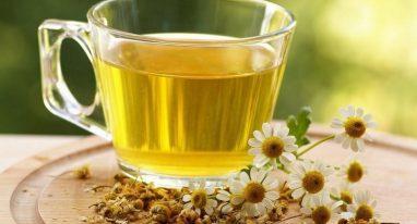 Травяной чай для полоскания десен