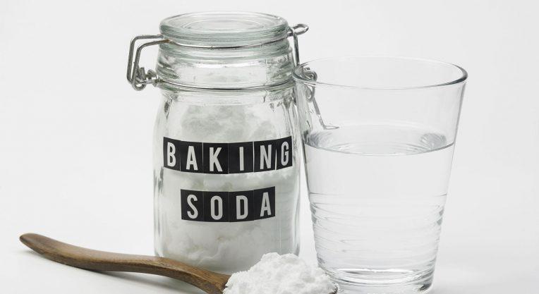 Сода для отбеливания зубов