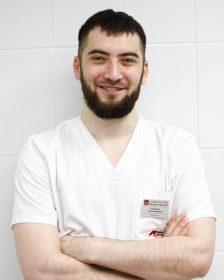 Стоматолог Гайрабеков Саид