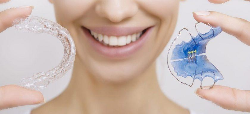 Ортодонтические капы и скобы для зубов
