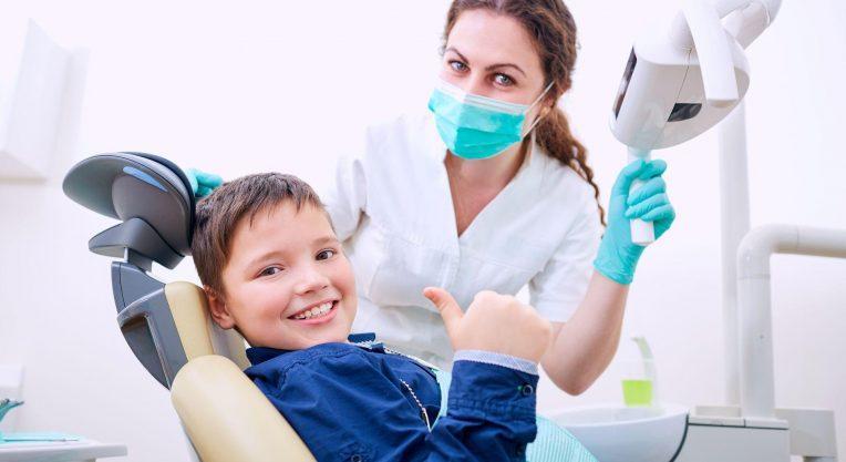 Современная стоматология для детей