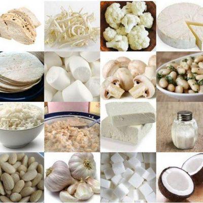 Белая диета