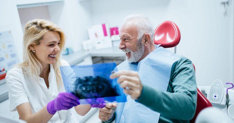 Консультация имплантолога