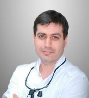 Стоматолог Гамзат Магомедов