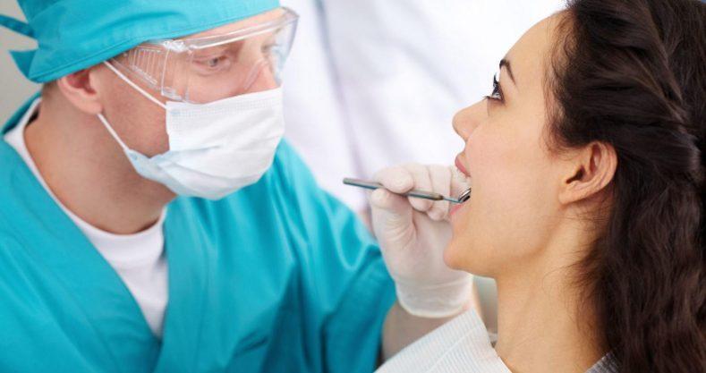 Обращение в стоматологию