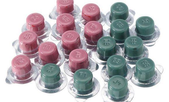 Пасты для полировки зубов