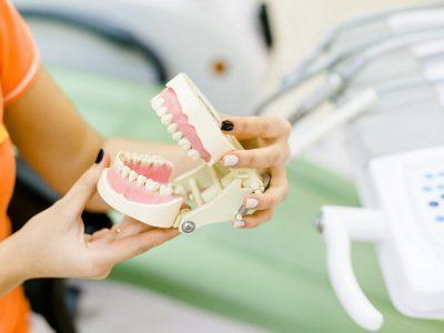 Прием у ортодонта