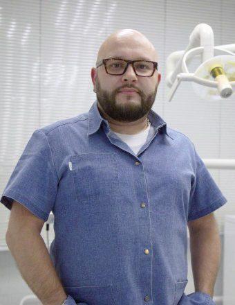 Алексей Соболь врач ортопед, иплантолог