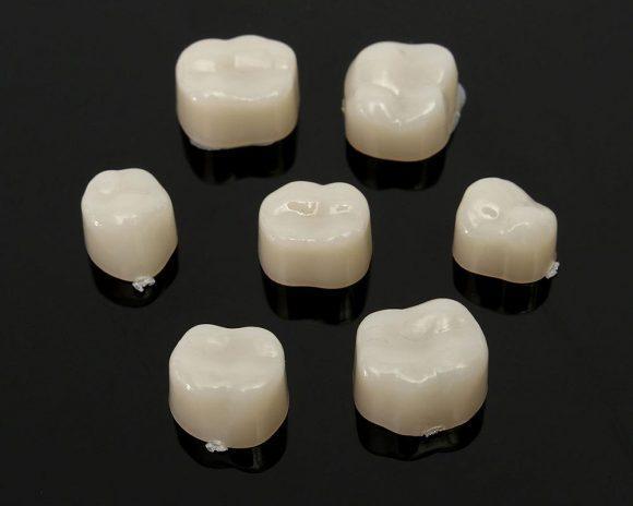 Виды временных коронок на зубы